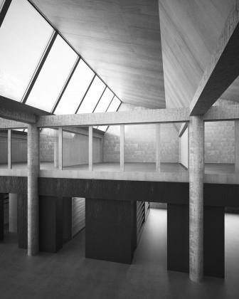 saas architectes genève - Concours Unithèque