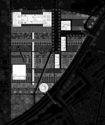 saas architectes genève - Centre d'Orientation Balexert