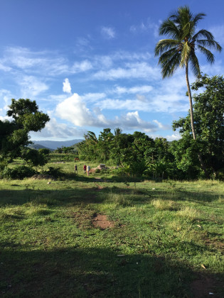 saas architectes genève - Haiti villa
