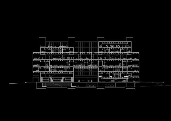 saas architectes genève - Campus Santé Sion