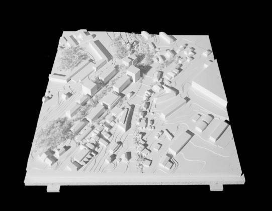 saas architectes genève - Projet Grand Saconnex