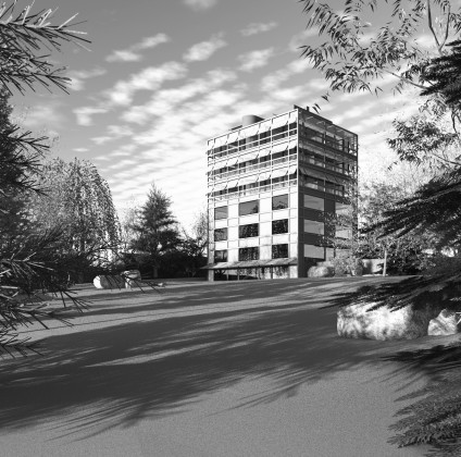 saas architectes genève - Swiss embassy in Addis Abeba